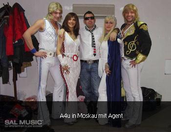 A4u -14- DIE ABBA REVIVAL SHOW