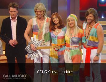 A4u -2- DIE ABBA REVIVAL SHOW