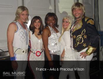 A4u -23- DIE ABBA REVIVAL SHOW