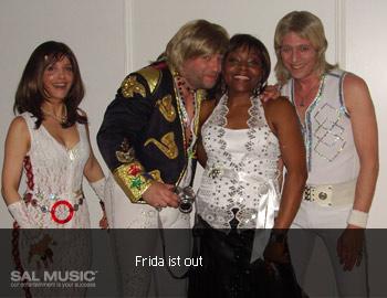 A4u -24- DIE ABBA REVIVAL SHOW