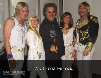 A4u -25- DIE ABBA REVIVAL SHOW