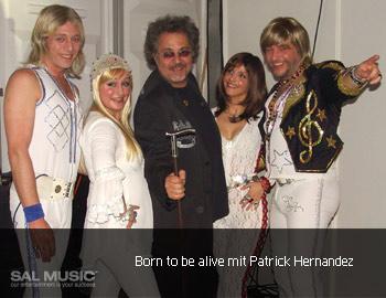 A4u -26- DIE ABBA REVIVAL SHOW