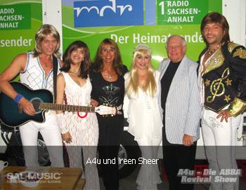 A4u -3- DIE ABBA REVIVAL SHOW