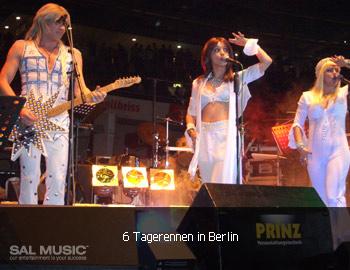 A4u -8- DIE ABBA REVIVAL SHOW