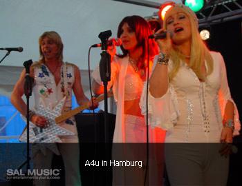 A4u -9- DIE ABBA REVIVAL SHOW